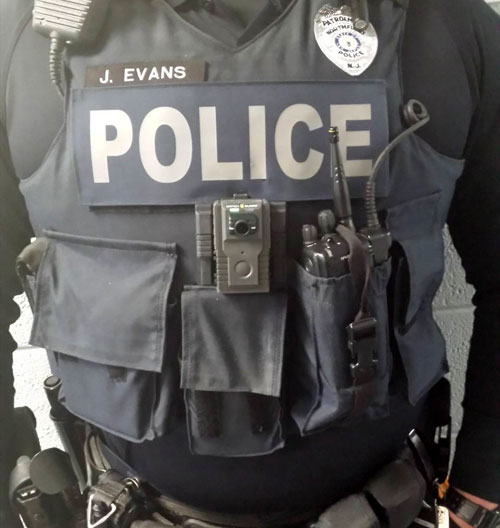 Body Camera Location photo